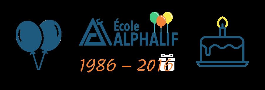 Alphalif fête ses 30 ans