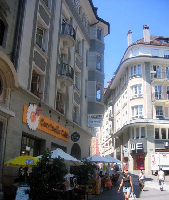 Soutien scolaire à Lausanne